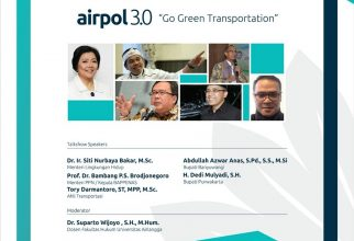 Talkshow Nasional : AIRPOL 3.0